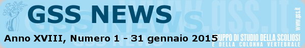 Anno XVIII, Numero 1 - 31 gennaio 2015
