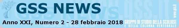 Anno XXI, Numero 2 - 28 febbraio 2018