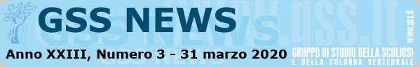 Anno XXIII, Numero 3 - 31 marzo 2020